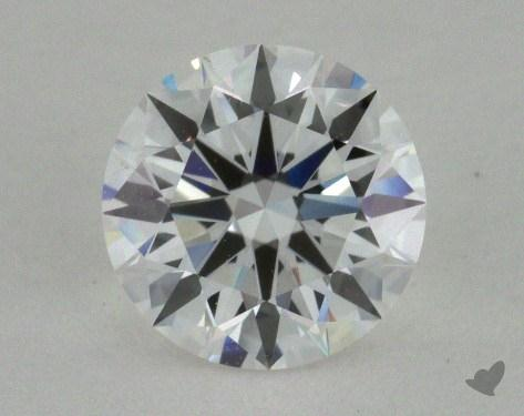 1.02 Carat E-VS2 Excellent Cut Round Diamond