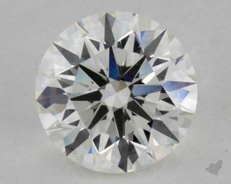 1.04 Carat J-IF Very Good Cut Round Diamond