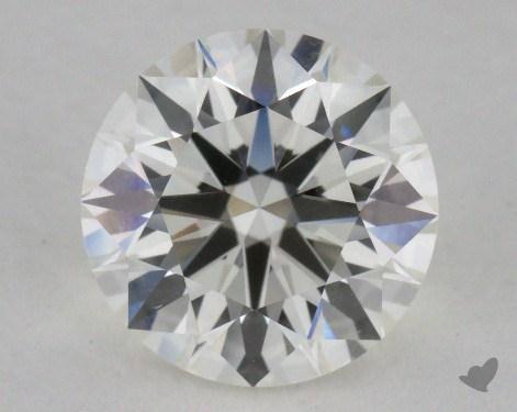 1.72 Carat I-VS1 Excellent Cut Round Diamond