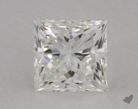 1.27 Carat I-VS1 Very Good Cut Princess Diamond