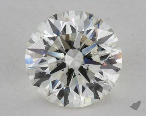 2.01 Carat I-SI2 Excellent Cut Round Diamond