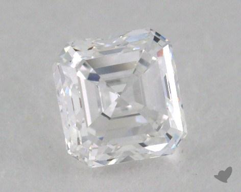 0.71 Carat D-VS1 Asscher Cut Diamond