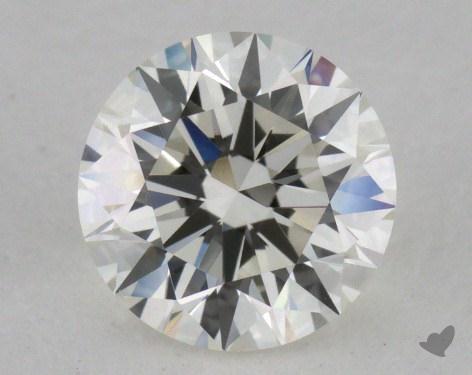 0.80 Carat I-VS1 Excellent Cut Round Diamond