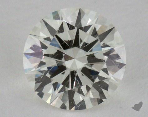 1.31 Carat J-SI2 Excellent Cut Round Diamond