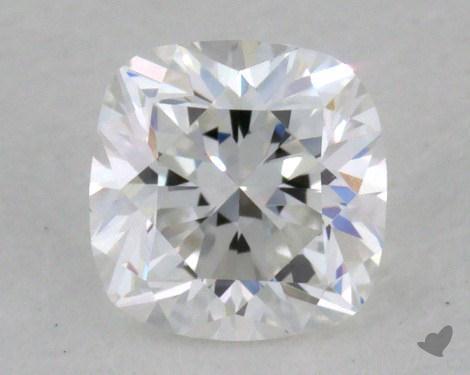 0.40 Carat E-VVS1 Cushion Cut Diamond