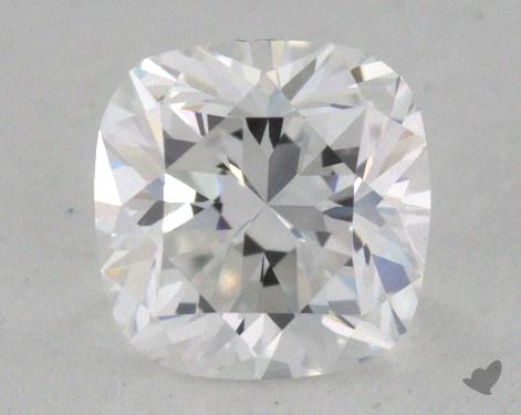 0.40 Carat D-IF Cushion Cut  Diamond