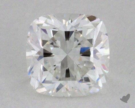 0.45 Carat E-VVS2 Cushion Cut  Diamond