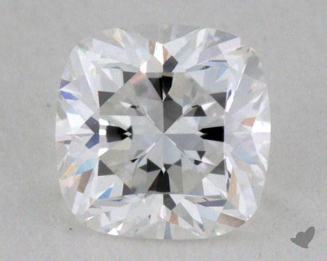 0.43 Carat D-VVS2 Cushion Cut Diamond 