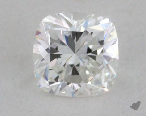 0.53 Carat F-VS1 Cushion Cut  Diamond