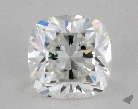 0.76 Carat H-IF Cushion Cut Diamond