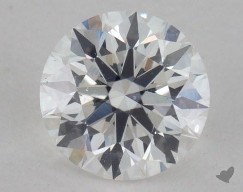 0.71 Carat D-SI1 Excellent Cut Round Diamond