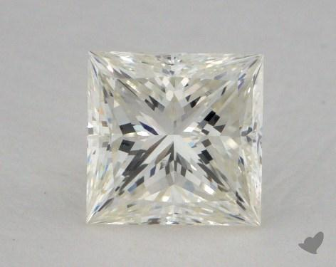 1.02 Carat K-VS2 Ideal Cut Princess Diamond