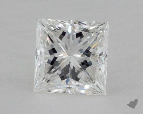 1.03 Carat G-SI1 Princess Cut Diamond