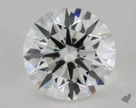 1.31 Carat H-VS1 Excellent Cut Round Diamond