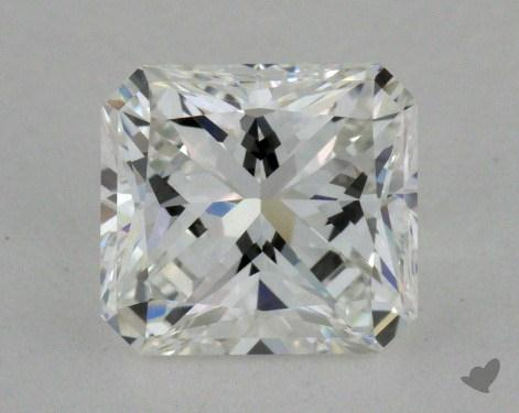 1.08 Carat F-IF Radiant Cut Diamond