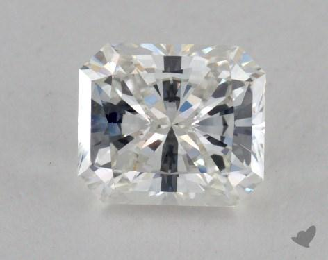 0.74 Carat H-VS2 Radiant Cut  Diamond