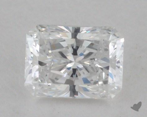 0.40 Carat D-VVS1 Radiant Cut Diamond