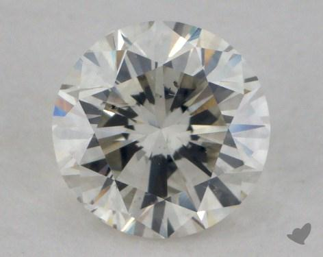 1.20 Carat J-SI2 Very Good Cut Round Diamond