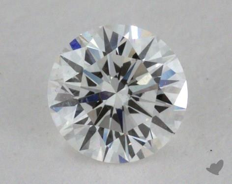 0.35 Carat G-SI1 Very Good Cut Round Diamond