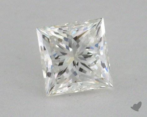 1.04 Carat H-VVS1 Ideal Cut Princess Diamond