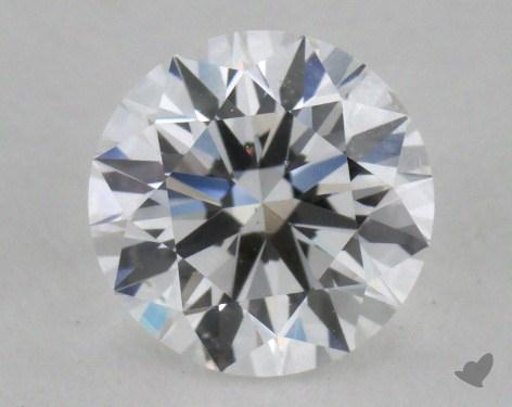 <b>0.70</b> Carat D-SI1 Excellent Cut Round Diamond
