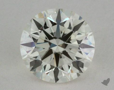 0.97 Carat K-VS1 Ideal Cut Round Diamond