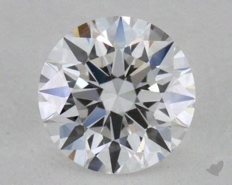 0.44 Carat E-VS1 Excellent Cut Round Diamond