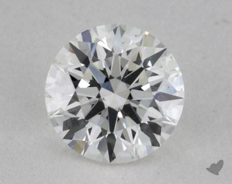 0.44 Carat E-VS2 Excellent Cut Round Diamond