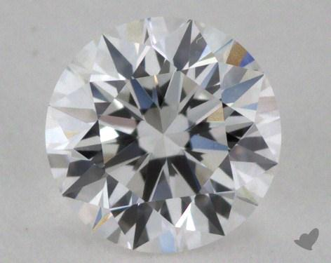0.51 Carat E-VS1 Excellent Cut Round Diamond