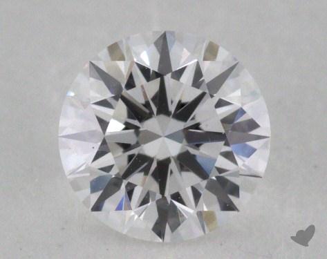 0.52 Carat E-VS1 Excellent Cut Round Diamond