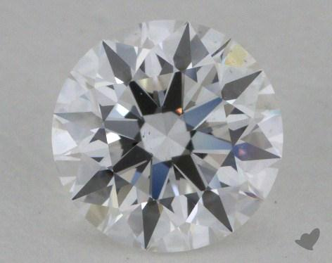 0.75 Carat E-VS1 Excellent Cut Round Diamond