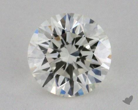0.80 Carat I-VS2 Very Good Cut Round Diamond