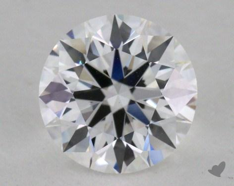 1.68 Carat E-VVS2 Excellent Cut Round Diamond