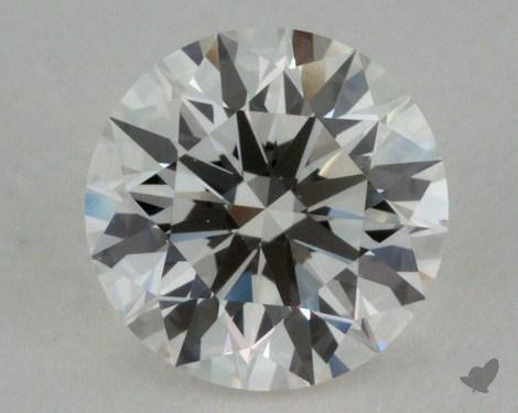 0.53 Carat I-VVS2 Excellent Cut Round Diamond
