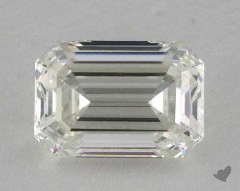 1.01 Carat H-VVS1 Emerald Cut Diamond