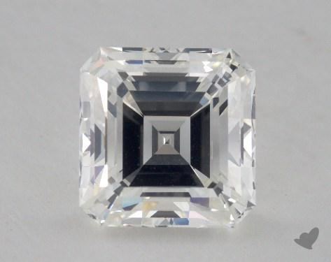 3.10 Carat G-VS1 Square Emerald Cut  Diamond