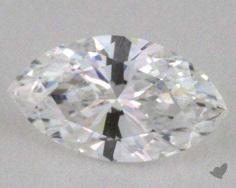 0.41 Carat D-VVS2 Marquise Cut  Diamond