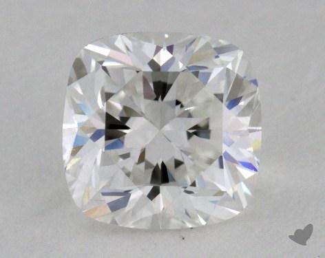 0.74 Carat G-IF Cushion Cut Diamond