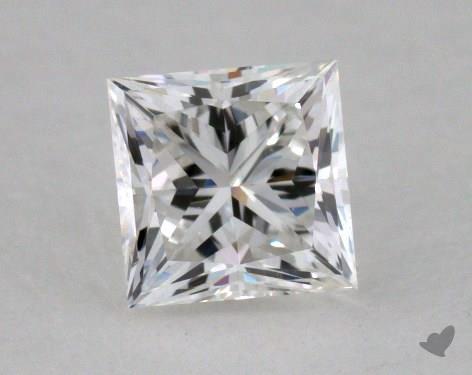 0.43 Carat G-VS2 Very Good Cut Princess Diamond