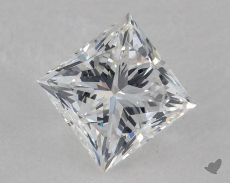 0.95 Carat E-VS1 Very Good Cut Princess Diamond