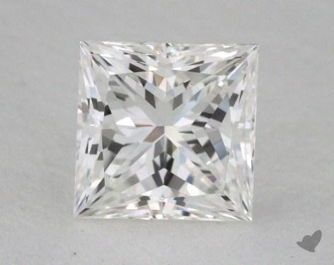 1.06 Carat H-VVS1 Princess Cut Diamond