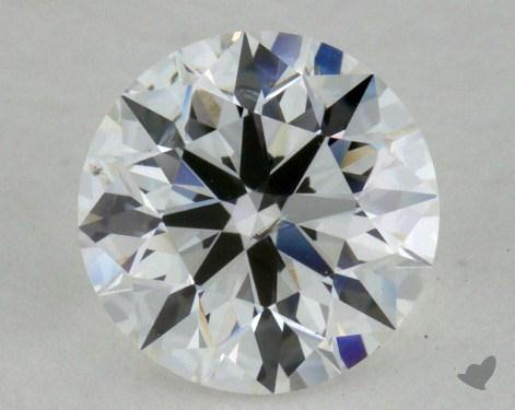 0.70 Carat F-SI2 Excellent Cut Round Diamond