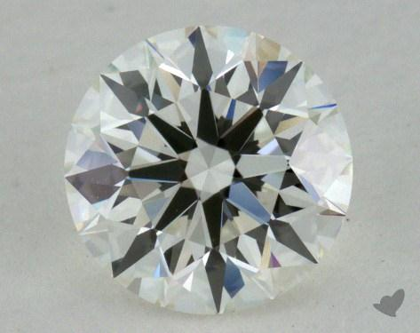 0.78 Carat I-VVS2 Ideal Cut Round Diamond