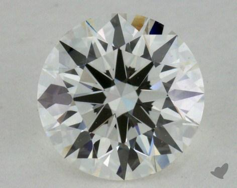 0.73 Carat I-VS2 Ideal Cut Round Diamond