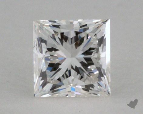 0.51 Carat F-I1 Very Good Cut Princess Diamond