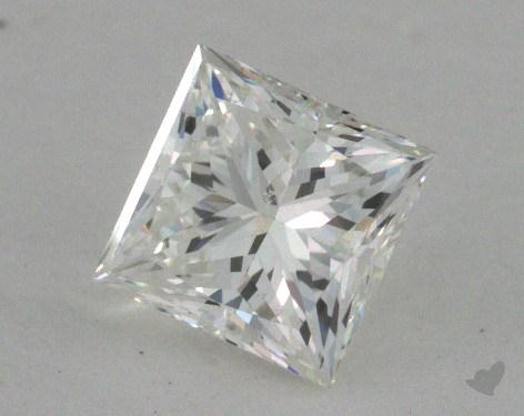 0.52 Carat H-VS2 Princess Cut  Diamond