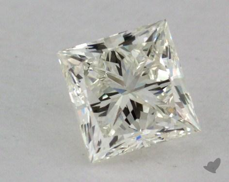 0.59 Carat K-VS1 Princess Cut  Diamond