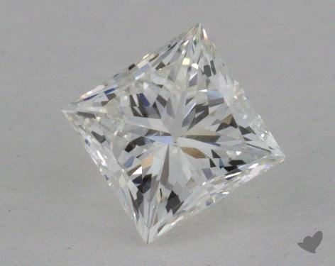 0.50 Carat G-I1 Princess Cut Diamond 