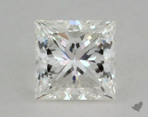 1.02 Carat F-SI1 Princess Cut Diamond