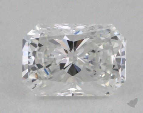 0.46 Carat D-SI2 Radiant Cut  Diamond